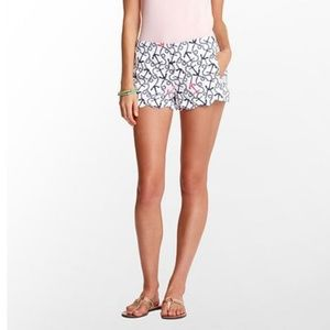 Lilly Pulitzer Ahoy There Anchor Shorts